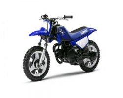 Мотоцикл Yamaha PW50 для начинающих байкеров
